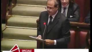 «on.Berlusconi, lei è uno stupratore della Democrazia!» parola di Antonio Di Pietro
