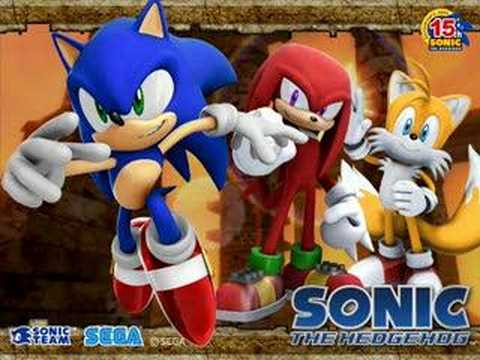 His World (Ali Tabatabaee & Matty Lewis version) - Sonic Team