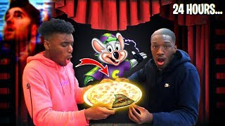 We STAYED Overnight & Tested the Chuck E Cheese Conspiracy... We Got KICKED OUT!