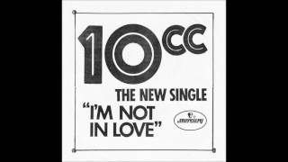 10CC - I'm Not in Love (Art Of Mix )