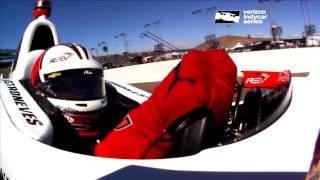 IndyCar - Phoenix2016 Day1 Highlights
