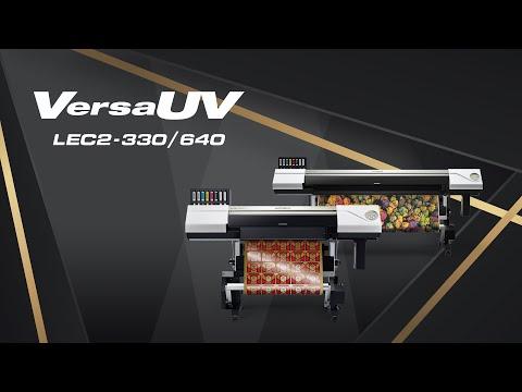 Roland DG VersaUV LEC2-330/640