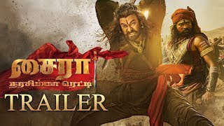 Sye Raa Narasimha Reddy - Official Tamil Trailer