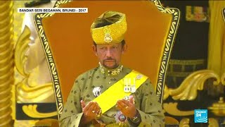 New Sharia laws in Brunei allow stoning to death for adultery and homosexuality