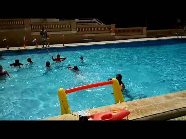 Proves a la piscina