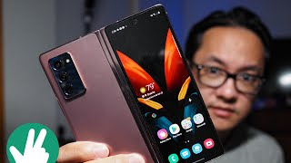 Samsung Galaxy Z Fold2 5G: Top COMPLAINTS and TAKEAWAYS