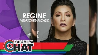 Kapamilya Chat with Regine Velasquez-Alcasid for their Valentine's Day Concert