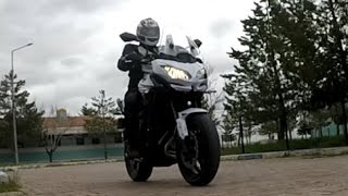 preview picture of video '2015 Versys 650, Trip to the Manazan Caves on a Shiny Day...'