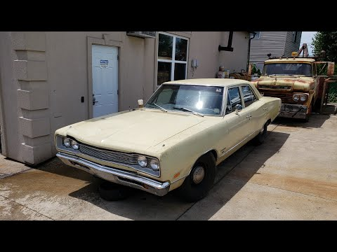 Dodge Hellcat Powered 1969 Coronet - Part 1
