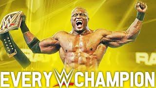 Every WWE Champion (1963-2021) UPDATED