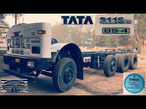 3118 cowl chasis TATA MOTORS BS-4 SCR TECHNOLOGY,