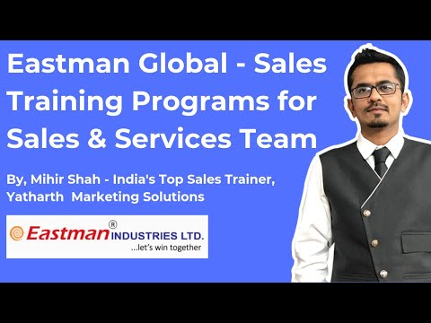 Sales Training Programs for Sales & Service Team by Mihir Shah