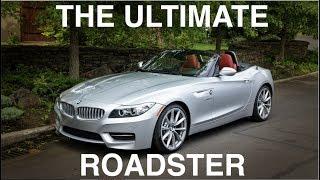 The Ultimate Roadster. BMW Z4 Sdrive35i