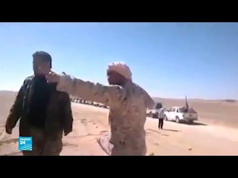 إبراهيم الجضران.. آمر حرس المنشآت النفطية الليبية سابقا