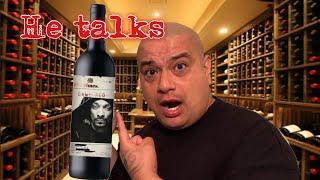 Talking Snoop Dog Wine Bottle: 19 Crimes Living Wine Labels
