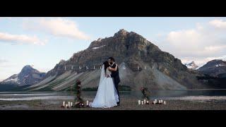 Jess + Jeffs Canadian Adventure Elopement | Moraine Lake & Lake Louise