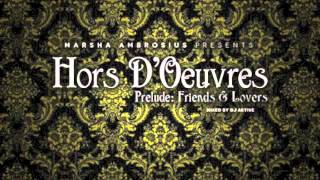 Marsha Ambrosius -- Hors D'Oeuvres(Prelude Friends & Lovers)