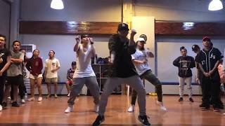 Goin' At It - Chris Brown | Choreography by Rhemuel Lunio | Rockwell Choreo Class