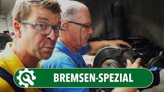 Bremsen-Reparatur und elektrische Feststellbremse | Das große Spezial | Die Autodoktoren