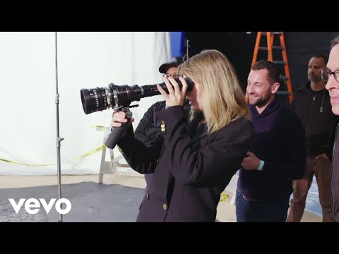 Download Taylor Swift - The Man (Behind The Scenes: Directing) Mp4 HD Video and MP3