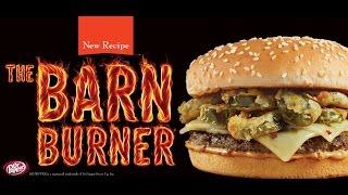 CarBS - Farmer Boys Barn Burner Burger