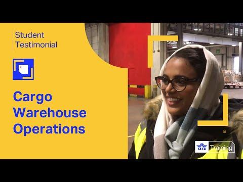 IATA Training – Cargo Warehouse Operations course at Fraport ...