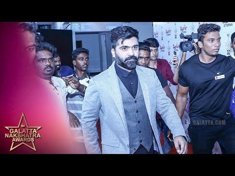 STR Mass Moments With Die-Hard Fans | Galatta Nakshatra Awards