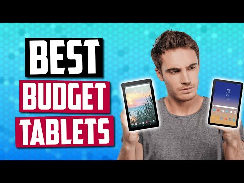 Best Budget Tablet in 2019   5 Great Affordable Tablets For You