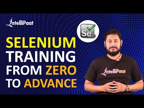 Selenium Training   Selenium Full Course   Selenium Java Tutorial ...