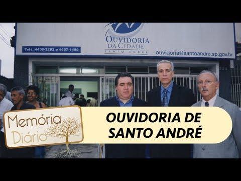 Os 20 anos da Ouvidoria de Santo André