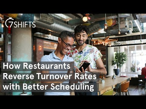 How Restaurants Reverse Turnover Rat youtube video thumbnail