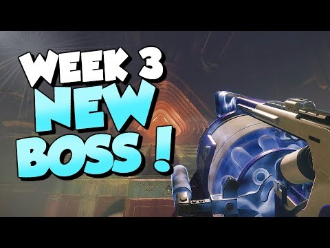 "Destiny 2 NEW Menagerie Boss ""Pagouri"" Week 3 Guide!"