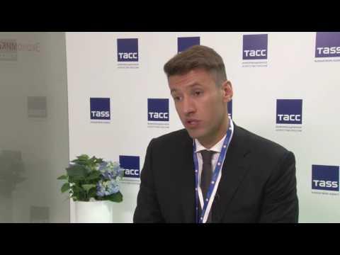 Глава Агентства по ипотечному жилищному кредитованию (АИЖК) Александр Плутник в интервью ТАСС