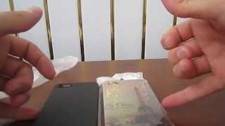 Посылка из Китая №7 Чехлы для Apple IPhone 5/5s