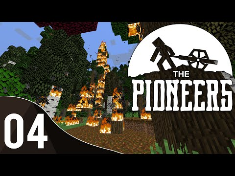 The Pioneers Modpack | Ep. 4 | One Traumatic Update.