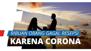 Dampak Virus Corona, Ribuan Calon Pengantin Terancam Gagal Gelar Resepsi Pernikahan di Indramayu