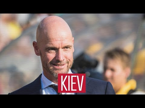 "Ten Hag: ""Champions League is het ultieme"""