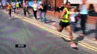 Download Video Great Manchester Run 2014 - Bekele and Kipsang MP3 3GP MP4