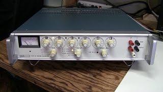 #32   Fluke 341A Voltage Calibrator Repair
