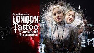London Tattoo Convention 2018   Killer Ink Tattoo