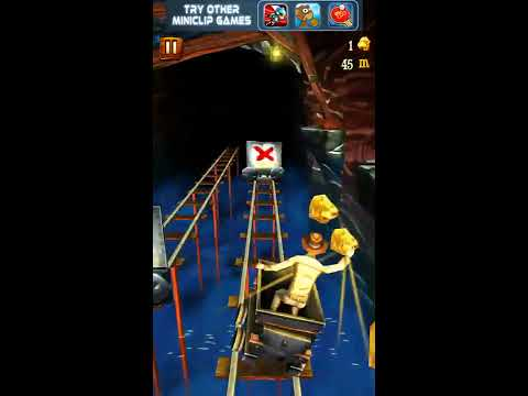 Temple Run in new virsion|Game for kids|