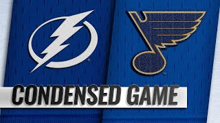 03/23/19 Condensed Game: Lightning @ Blues