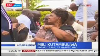 Wazazi wa wanafunzi walioaga Moi Girls Nairobi wangali Chiromo kutambua miili ya watoto wao
