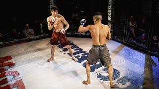 Aggrelin 23 - Ashab Ahmadov vs. Fardin Gharibzadeh