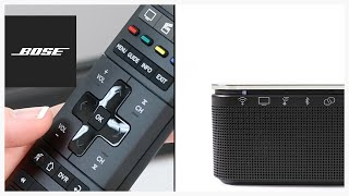 Bose SoundTouch Soundbar System - Advanced Features