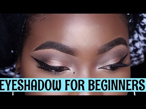 HOW TO APPLY EYESHADOW (FOR BEGINNERS)| BRUSHES+TIPS/TRICKS