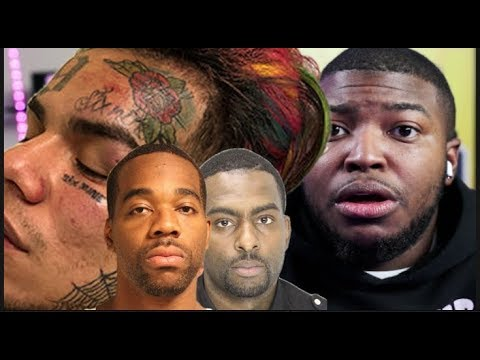 Tekashi Details How He Got Kidnapped, He Claims His Former Bodyguard Harvey Set Him Up| FERRO REACTS