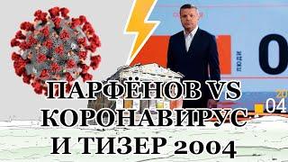 Парфёнов vs коронавирус и тизер 2004