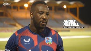 Dre Russ praises young match-winner after first T20 | West Indies v Australia 2021