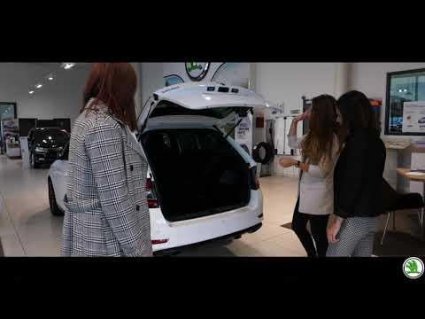 Vidéo Skoda